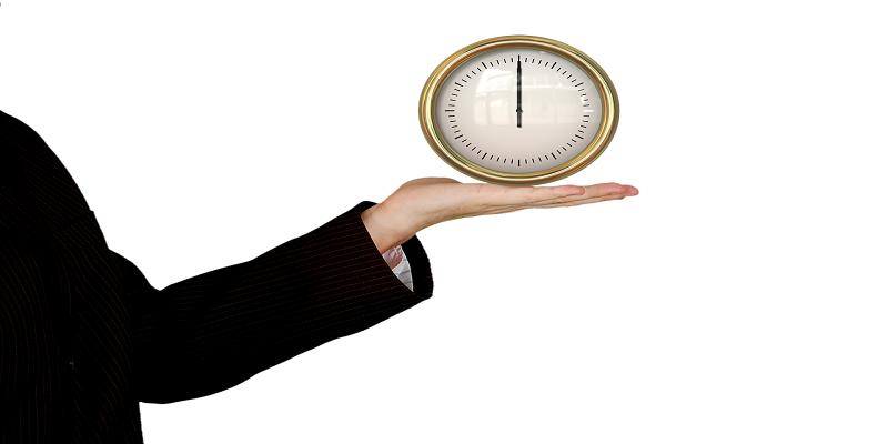 pianificazione settimanale del lavoro - time management